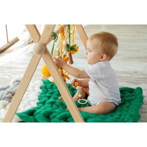 Развивающий коврик BabyGym  - Африка