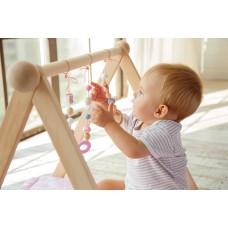 Развивающий коврик BabyGym  - Розовый