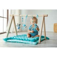 Развивающий коврик BabyGym  - Тропики