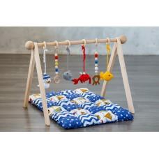 Развивающий коврик BabyGym  - Морской