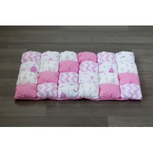 Развивающий коврик BabyGym  - Country Pink