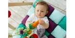 Развивающий коврик BabyGym  - Овощи