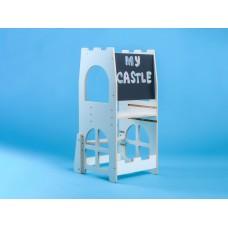 Башня Монтессори регулируемая Tarwus Castle Blackboard