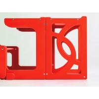 Башня помощника - трансформер - стол + стул Tarwus Red Стул Башня Монтессори